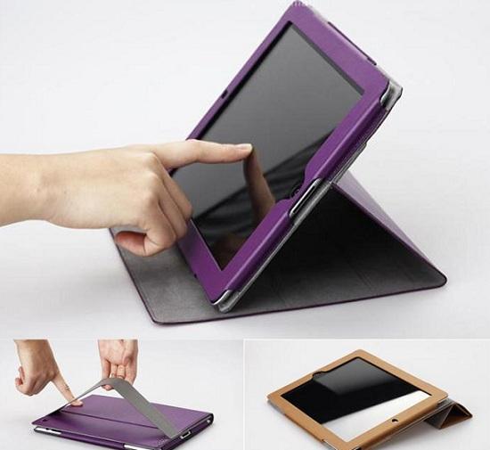 Hãy bảo vệ ipad của bạn trước những rủi ro bằng các phụ kiện dưới