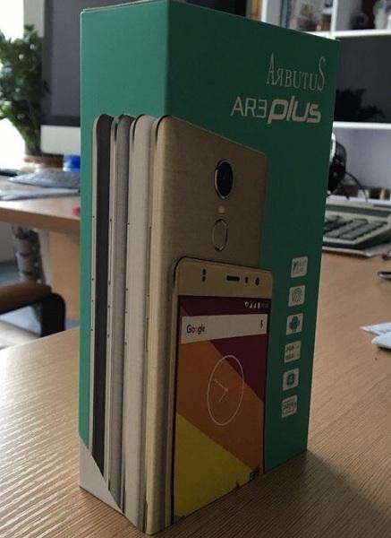 Cấu hình điện thoại Arbutus AR3 PLUS chính hãng giá rẻ