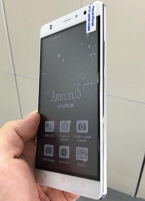 Điện thoại Arbutus AR3 PLUS sang chảnh sành điệu