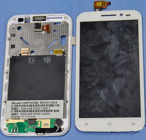 Thay màn hình điện thoại HKPhone Revo HD4