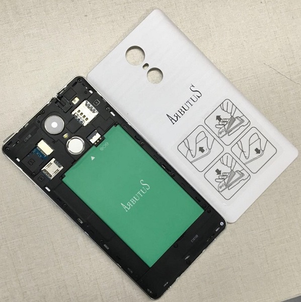 Sửa chữa điện thoại Arbutus AR3 Plus giá rẻ