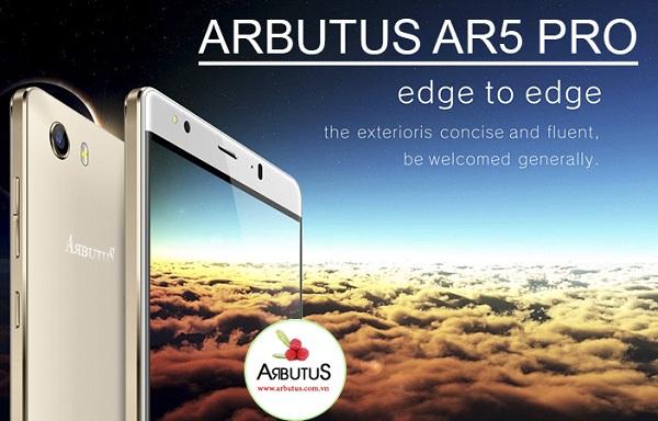 Arbutus ar5 thiết kế với những đường cong ấn tượng