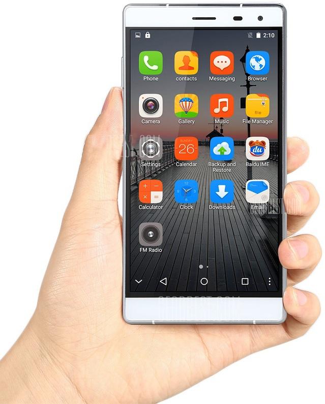 Điện thoại Arbutus Ar7 mạnh mẽ siêu bền