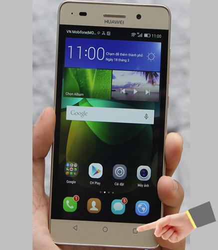 điện thoại Huawei bị hao pin