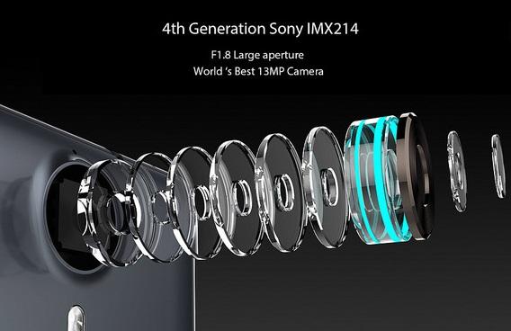 chụp cắt lớp camera 13mp siêu nét công nghệ sony