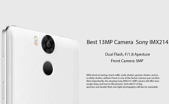 Camera lên tới 13MP với những thước hình sắc nét sống động