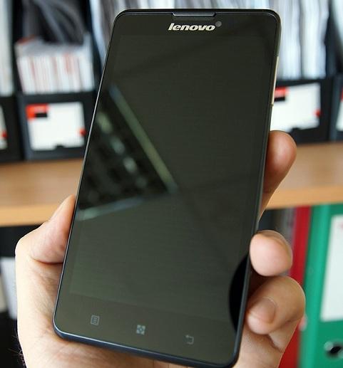 Sửa chữa điện thoại Lenovo P780 chính hãng giá rẻ
