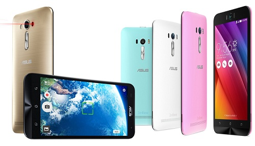 Điện thoại Asus Zenfone 2 đẹp cấu hình cao