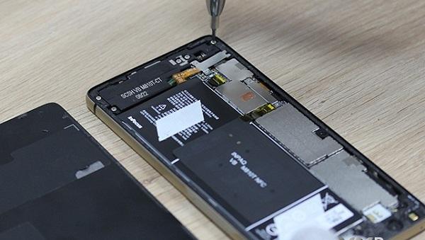 Sửa chữa điện thoại InForcus M810 giá rẻ lấy ngay