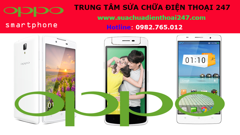 sửa chữa điện thoại Oppo nhanh rẻ uy tín
