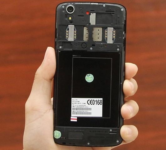 Sửa chữa điện thoại Philips chuyên nghiệp