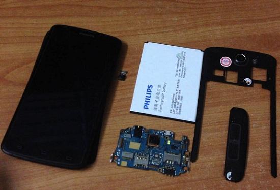 Sửa chữa điện thoại Philips giá rẻ uy tín
