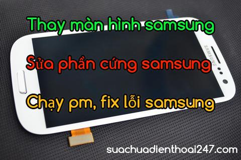 sửa chữa điện thoại samsung tại hà nội