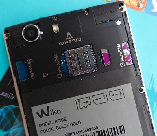 Sửa chữa điện thoại WIKO giá rẻ