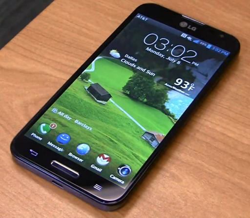 Sửa điện thoại LG G bị loạn cảm ứng