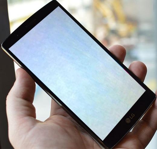 sửa điện thoại LG G2 trắng màn