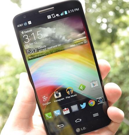 Sửa điện thoại LG G