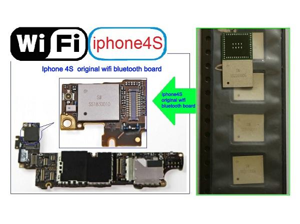 Sửa điện thoại Iphone mất wifi
