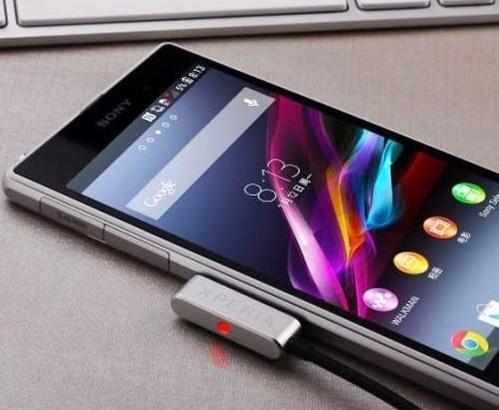 Điện thoại sony sạc không vào pin