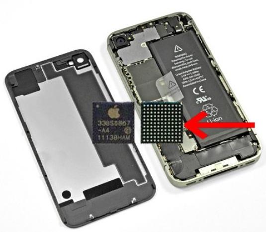 Thay IC nguồn điện thoại iphone gia re