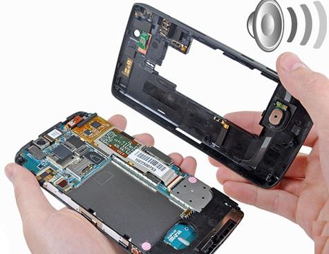 Điện thoại Lenovo hỏng loa