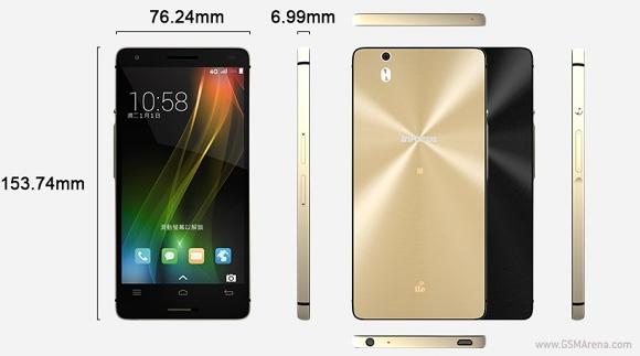 Thay màn hình điện thoại infocus M810 giá rẻ