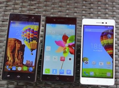 Thay màn hình điện thoại Massgo Vi2 - Vi3