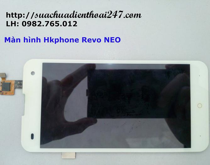 Thay màn hình điện thoại hkphone revo neo