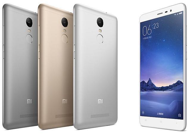 Sửa chữa điện thoại Xiaomi Redmi Note 3