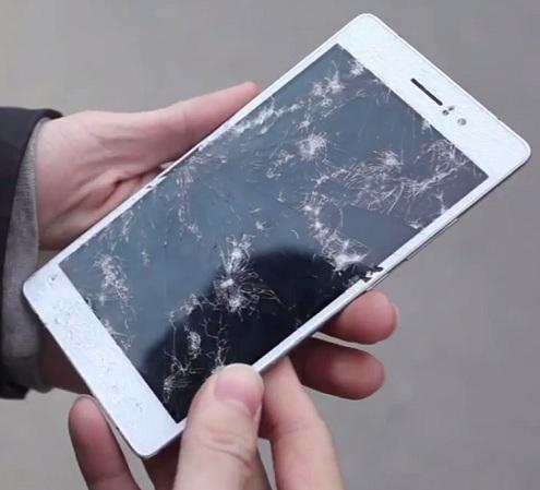 Những sự cố với màn hình điện thoại Sky