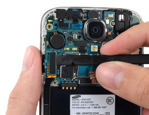 Thay Mic điện thoại Samsung chính hãng giá tốt