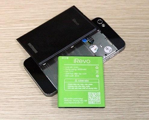 Chỗ nào nhận thay pin hkphone uy tín giá rẻ